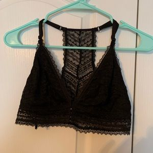 Victoria's Secret black lace Bralette